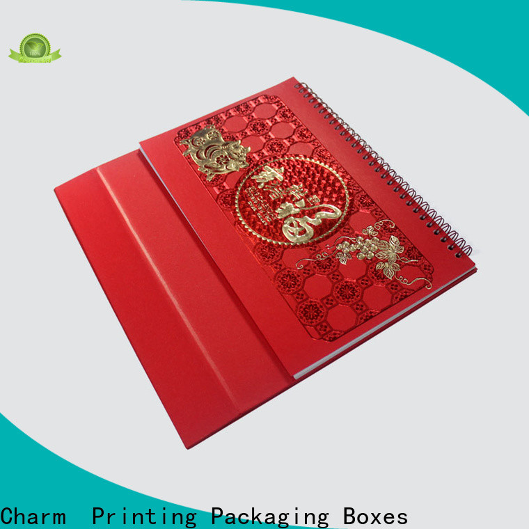 CharmPrinting magnet gift box magnet gift box OEM for gifts