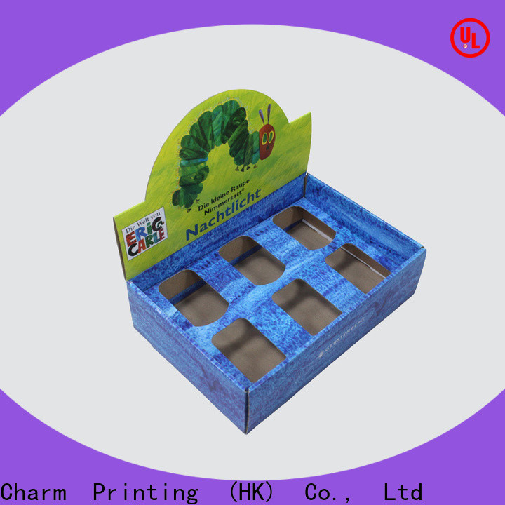 CharmPrinting fashion design toy packaging boxes get quote gift packaging