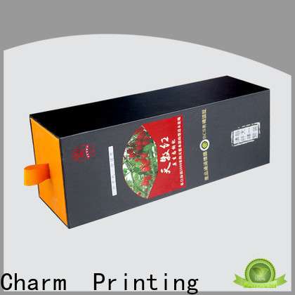 special shape gift box factory price for food packaging