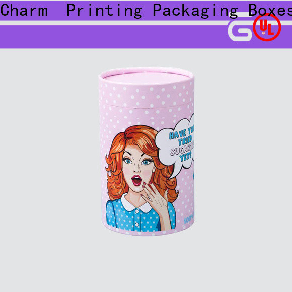 Charm Printing cardboard gift boxes for apparel