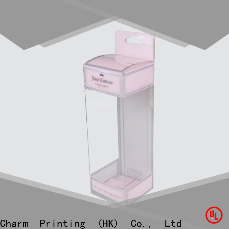 Charm Printing cosmetic packaging uv printing storage