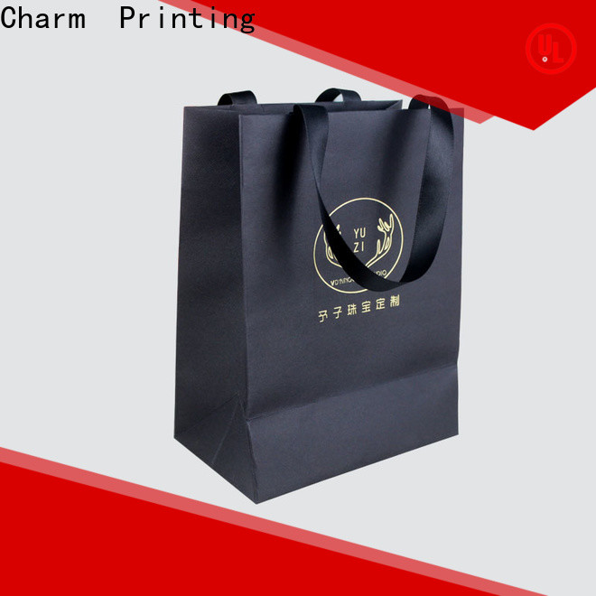 Charm Printing OEM paper bag fashion design for paper bag