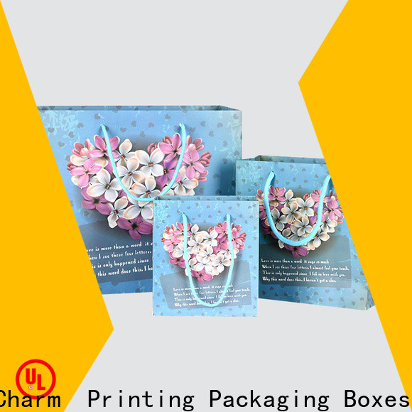 OEM paper shopping bags on-sale for paper bag