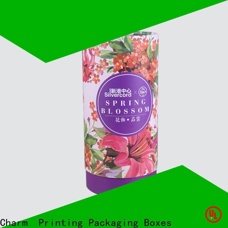 CharmPrinting custom food packaging boxes handmade for food box