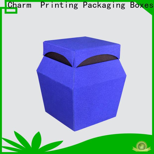 drawer type perfume box printing color for modern mowen
