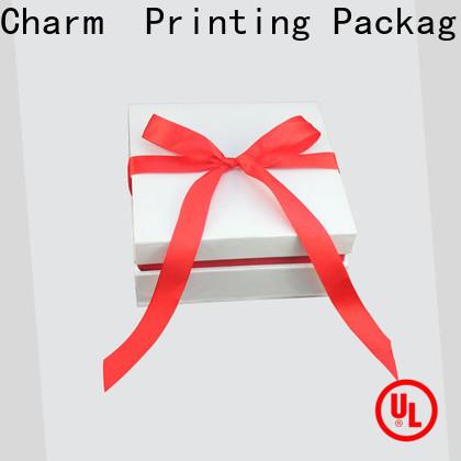 CharmPrinting customization perfume box printing color fragrance