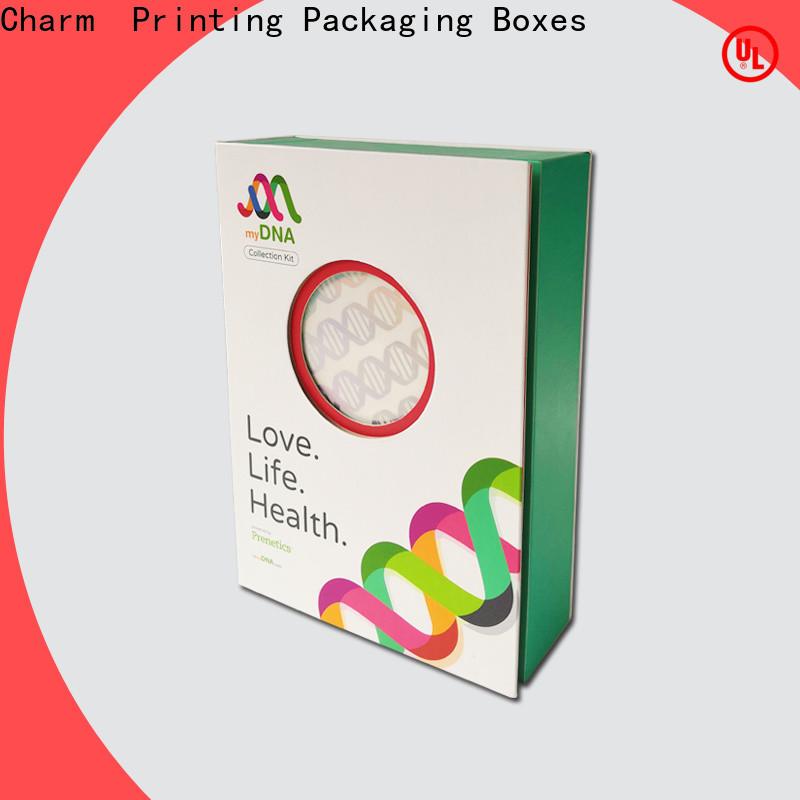 CharmPrinting paper gift box base box dental products
