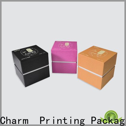 Charm Printing cardboard gift boxes bulk production dental products