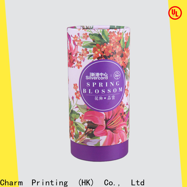 CharmPrinting with tray food packaging boxes handmade for food box