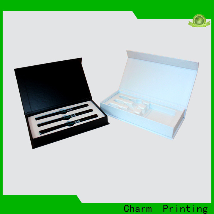 Charm Printing drawer type paper gift box health care product