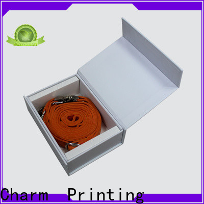 CharmPrinting personalized gift box supplier jewelry