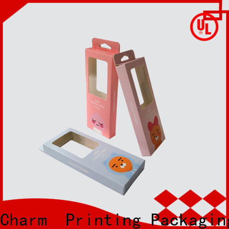 professional design packaging box colorful for box packaging