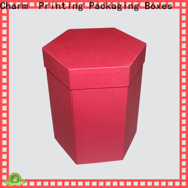 Charm Printing special shape food packaging boxes factory price for food packaging
