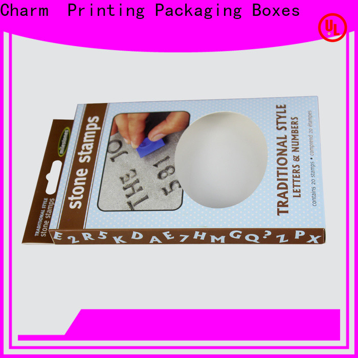 colorful toy packaging supplier gift packaging