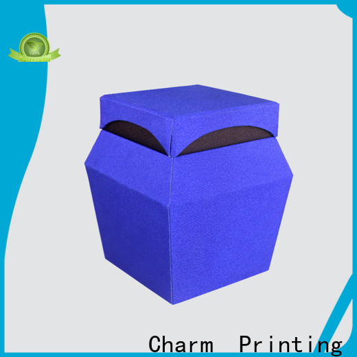 with ribbon perfume box colorful for fashion women