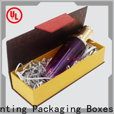 Charm Printing cosmetic packaging uv printing shop promotion