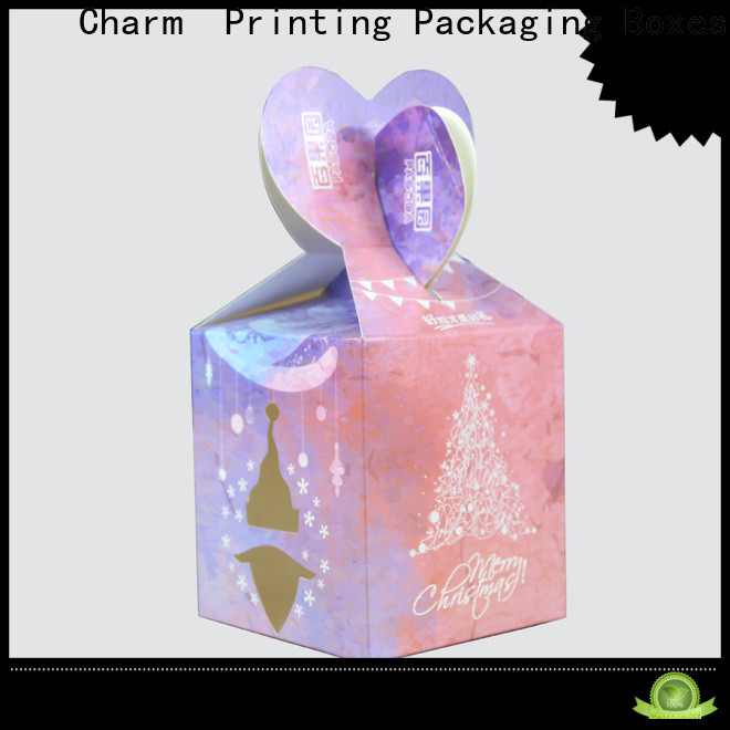 CharmPrinting wedding packaging bulk production for gift