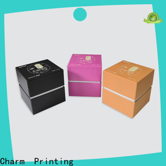 CharmPrinting drawer type magnetic gift box base box health care product