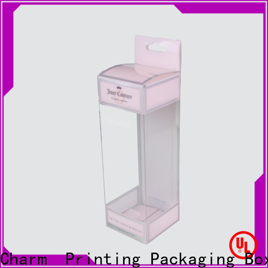 customized cosmetic packaging uv printing storage