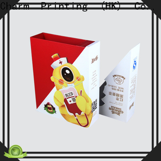 Charm Printing gift box handmade for food box