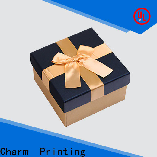 Charm Printing personalized candle packaging box on-sale for packaging
