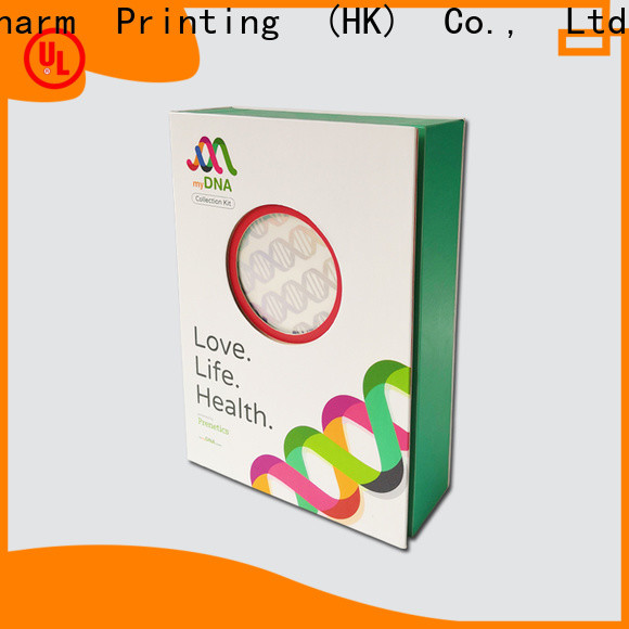 CharmPrinting paper gift box for wholesale dental products