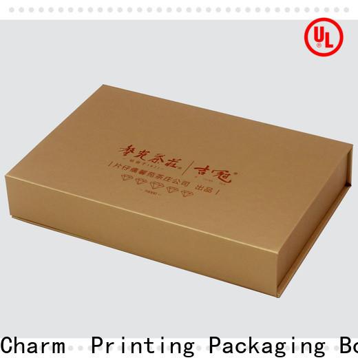 CharmPrinting gift box handmade for food box