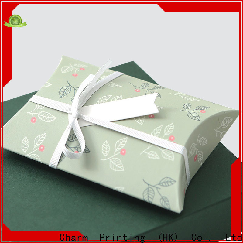 fashion design clothing packaging boxes for clothes
