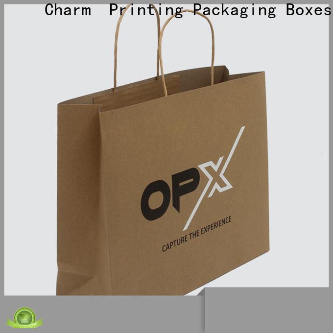 OEM paper bag fashion design for shopping bag