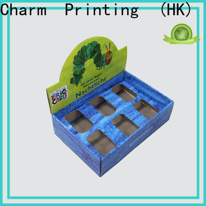 CharmPrinting custom toy packaging supplier toys packaging