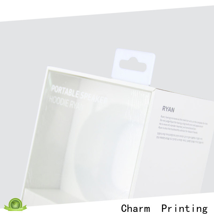 CharmPrinting packaging box craft paper for electronic produts