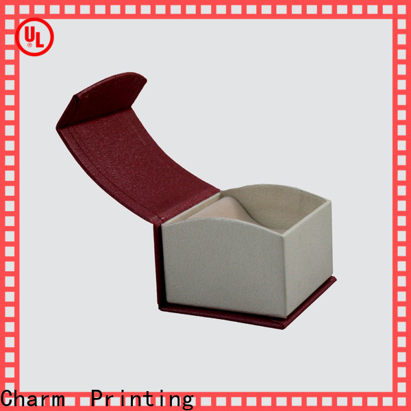 CharmPrinting jewelry packaging box high-quality for gift box