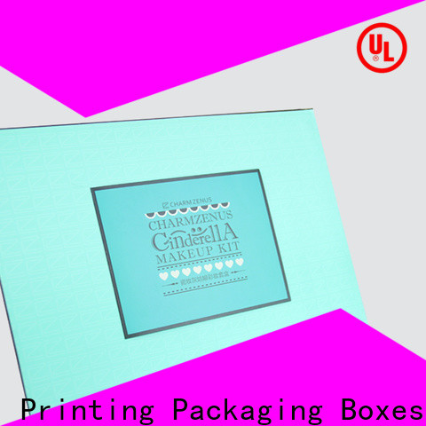 CharmPrinting cosmetic packaging offset printing storage