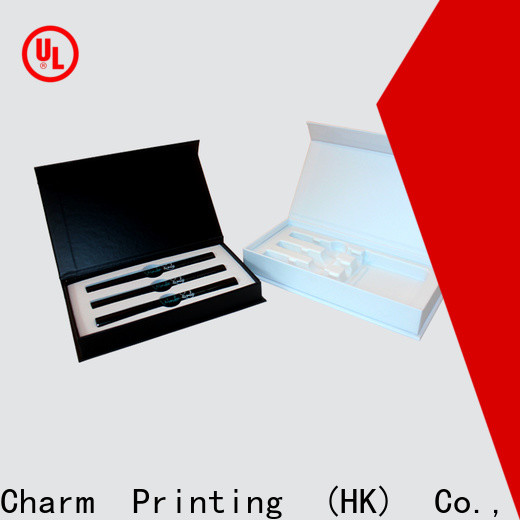 Charm Printing paper gift box dental products