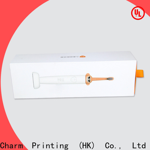 CharmPrinting drawer type paper gift box dental products