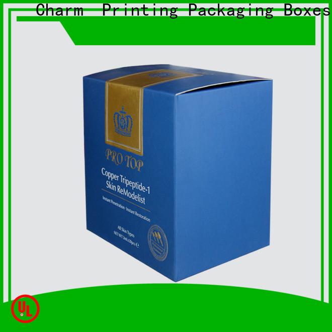 handmade cosmetic box uv printing shop promotion