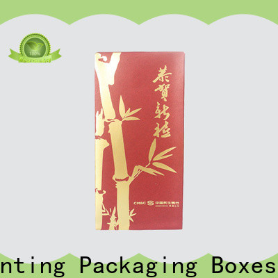 Charm Printing magnet gift box factory price for festival packaging