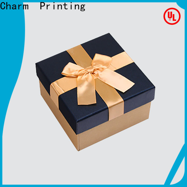 CharmPrinting candle packaging box on-sale gift