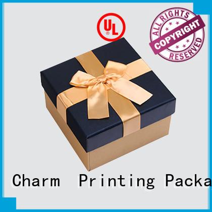 silk printing candle gift box oem