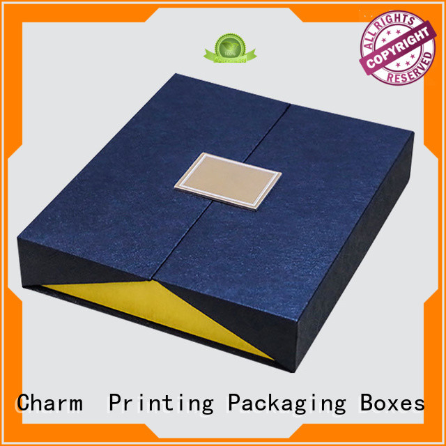 CharmPrinting packaging boxes factory price for festival packaging