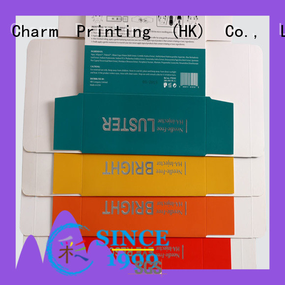 CharmPrinting handmade magnet gift box Storage