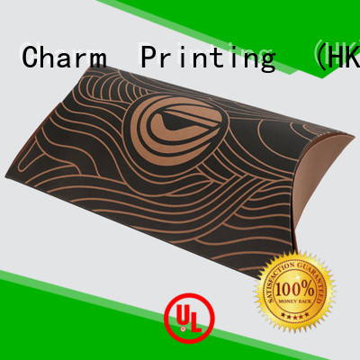 Custom Special Shape Pillow Box for Food Packaging