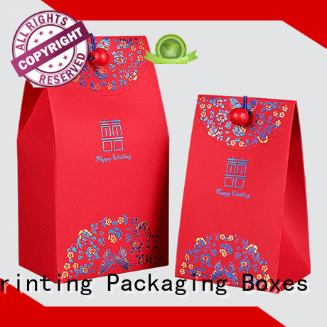 Charm Printing wedding favour boxes bulk production for luxury box