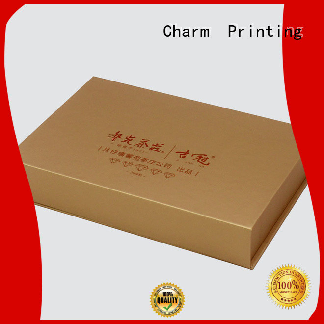 gourmet gift boxes for food box Charm Printing