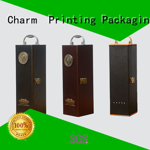 wine cartons packaging Wine packaging Charm Printing