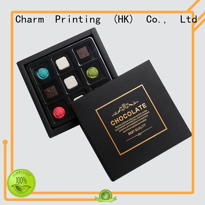 chocolate heart box for chocolate box CharmPrinting