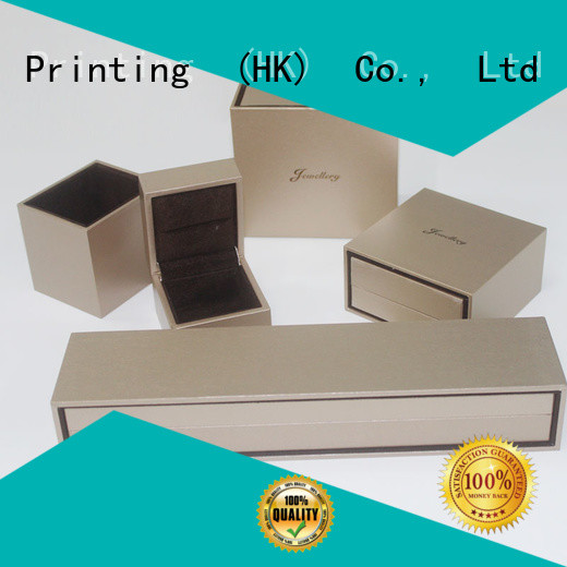 velvet jewelry gift boxes for luxury box Charm Printing