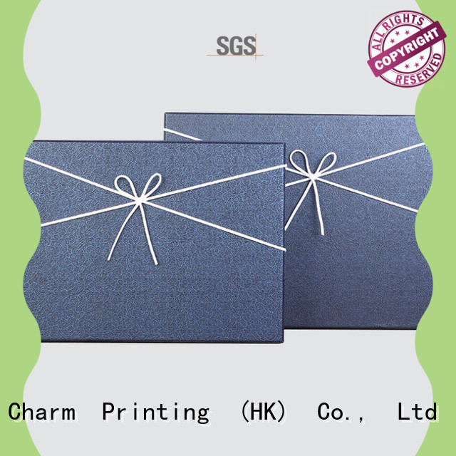 with ribbon perfume packaging box free sample fragrance