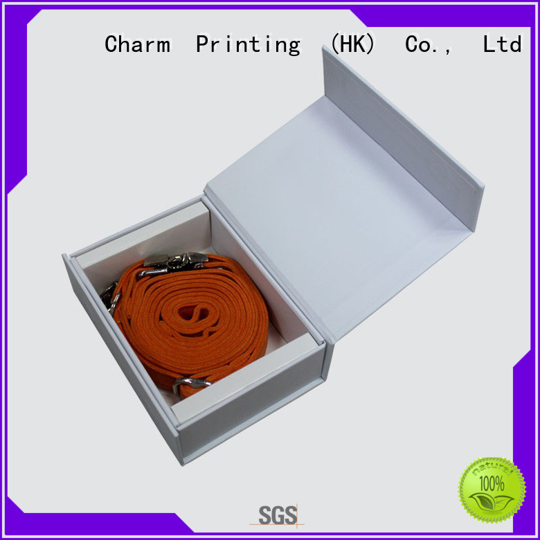 CharmPrinting gift box with magnet jewelry