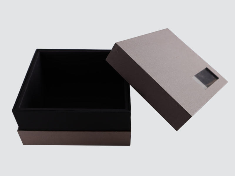 Custom Apparel Packaging Lid And Base Gift Box-2